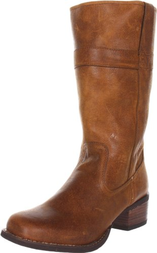 Durango Women's Charlotte 11-Inch Pull-On Boot,Fawn,6.5 B (M) US