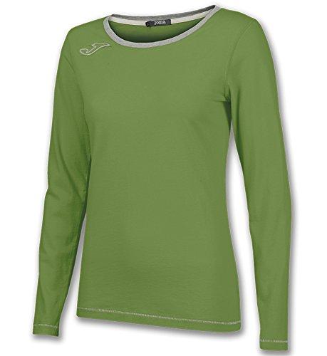 Joma - Camiseta invictus verde m/l para mujer