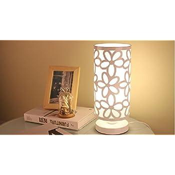 This Item Fsliving Simple Table Lamp Bedside Desk Lamp For Bedroom Dresser Living Room