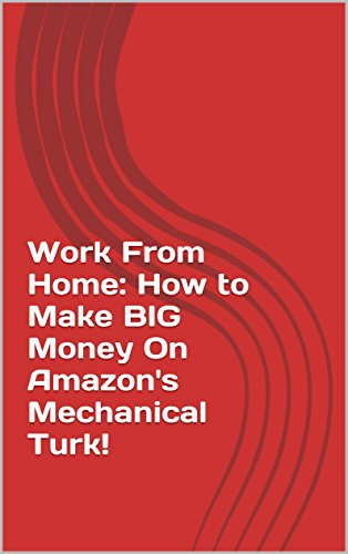 how to make money on amazon mechanical turk