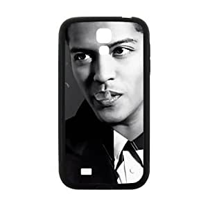 Cool painting Bruno Mars Design Brand New And Custom Hard Case Cover Protector For Samsung Galaxy S4 by icecream design