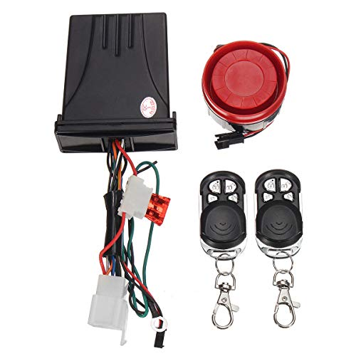 Universal Motorcycle Motor Bike Quality Anti Theft Security Alarms Immobiliser - Motorcycle Motorcycle Alarm & Security (Best Immobiliser For Motorcycles)