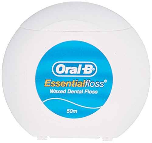 Oral-B Essential Floss Waxed 55 Yards (Pack of 6)