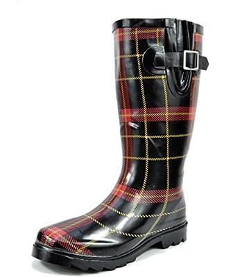 arctiv8 Women's Rubber Knee High Winter Snow Rainboots
