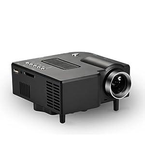 Amazon.com: LightInTheBox Barcomax GP5S Mini Led Projector 320240 Super Bright LED Technology PC ...