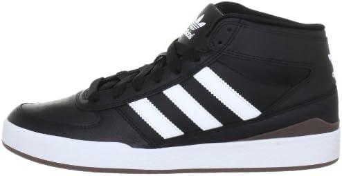 adidas Originals Forum X - Zapatillas de Cuero Hombre, Color Negro, Talla 40 2/3: Amazon.es: Zapatos y complementos