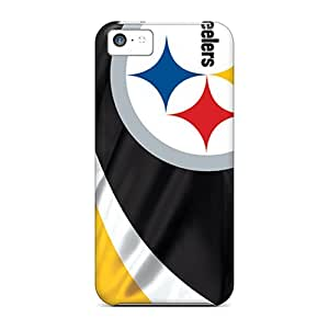 Hard Plastic Iphone 5c Case Back Cover,hot Pittsburgh Steelers Case At Perfect Diy
