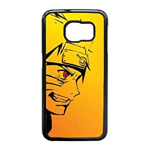 Samsung Galaxy S6 Edge Case , Japanese Anime Naruto Samsung Galaxy S6 Edge Cell phone case Black - HHDD7753036