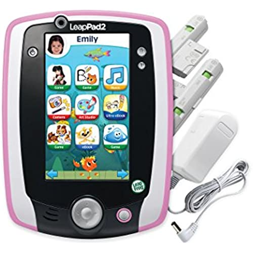 LeapFrog LeapPad2 Power Learning Tablet, Pink Coupons