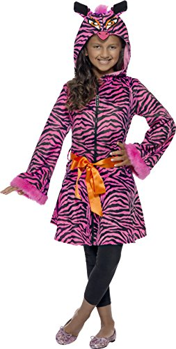 Zebra Sass Costume, Large Age 10-12, Halloween Children's Fancy Dress ()