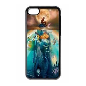 Lmf DIY phone caseCustomize The Little Mermaid Hard Case for iphone 5cLmf DIY phone case
