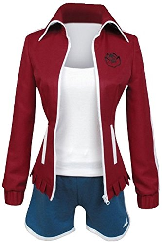 Danganronpa Aoi Asahina Cosplay (Fairy Tail Cosplay Costumes For Sale)