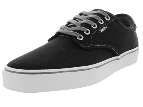 Adulto Pro U Charcoal Vans Lo Authentic Black Scarpe Sportive Unisex twZw0aFx6q