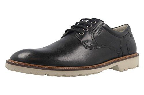 Manz, Brown Chaussures À Lacets Pour Hommes