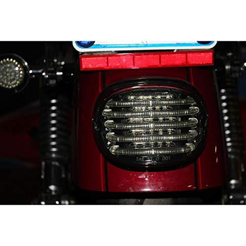 (Custom Dynamics ProBEAM Low Profile LED Taillight w/o Window, Smoke PB-TL-LP-S)