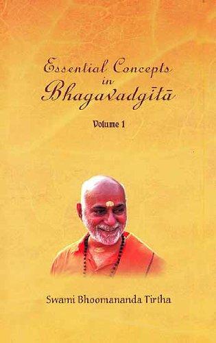 Essential Concepts In Bhagavadgita (In Three Volumes): Swami Bhoomananda  Tirtha: 8903602370170: Amazon.com: Books