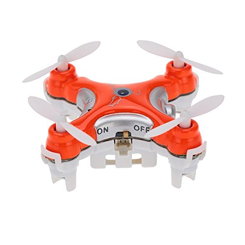 CX-10C 2.4G 6-Axis Gyro RTF Mini Drone With 0.3MP Camera
