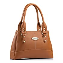 Fostelo CATLIN Womens Handbag Tan