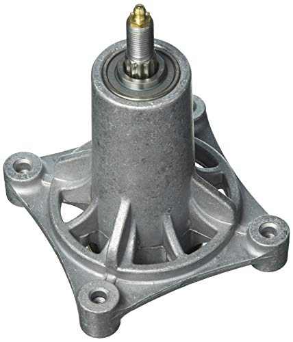 MaxPower 11590 Spindle Assembly Replaces Ariens 21549012, Husqvarna 532-18-72-92, 587125401, Poulan 539-112057 and Many - Craftsman Assembly Spindle