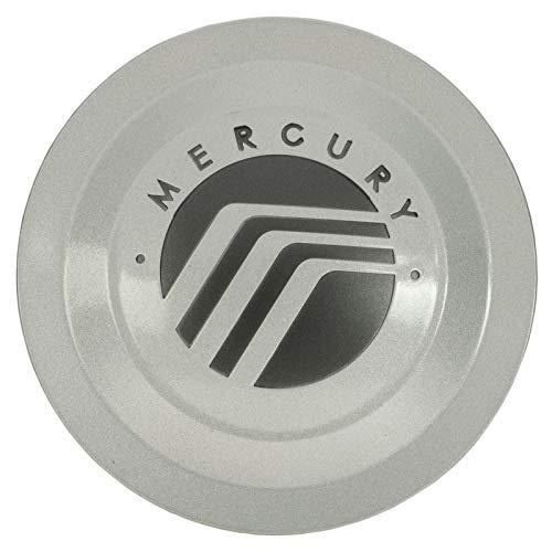 2008 2009 2010 2011 Mercury Grand Marquis Wheel Hub Center Cap Silver # 7W3Z1130A ()