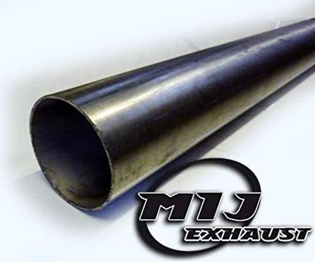 Exhaust Tube Pipe Stainless Steel Repair Section T304 45mm x 1.5mm Wall 1.75 250mm - 10 Long