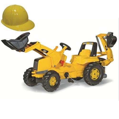 kettler-813001-cat-frontloader-with-backhoe-yellow-plastic-construction-helmet