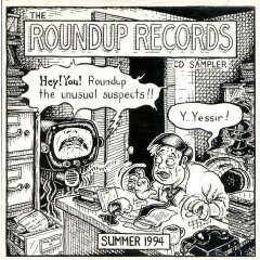 (The Roundup Records - Summer 1994 Sampler)