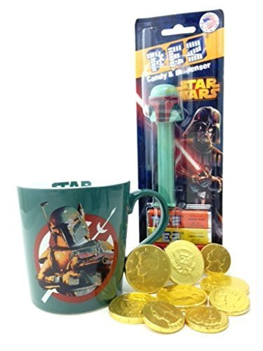 (Star Wars Boba Fett's Christmas Bounty Gift Set)