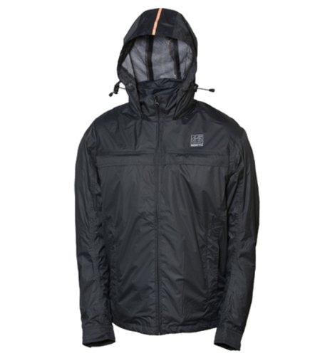 66 Degrees North Men's Blafell Jacket, Black, Medium