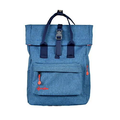 - the flow Casual Tote Backpack, Modern, Casual, Stylish, Urban Pack for Business, School, Travel, Men and Women, X Liters