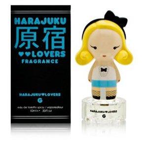 Harajuku Lovers G by Gwen Stefani 1 oz Eau de Toilette Spray New in Box (Gwen Stefani Perfume)