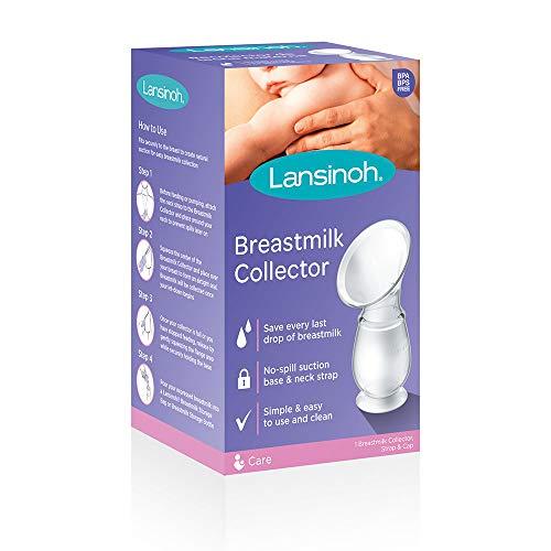 Lansinoh Breastmilk Collector for Breastfeeding
