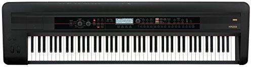 Korg KROSS 88 - Key Black Keyboard Production Station(Certified Refurbished) by Korg