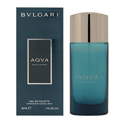Aqva Pour Homme Mens Fragrance - Aqva Pour Homme By Bvlgari For Men, Eau De Toilette Spray 1 oz
