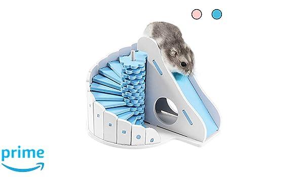 Oncpcare Juguete para Animales pequeños, Adorable hámster con ...
