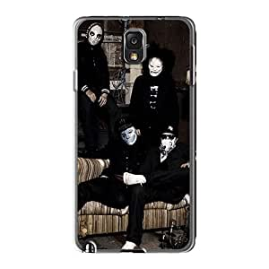 Samsung Galaxy Note3 GMQ19190JcWV Customized High Resolution Asking Alexandria Band Skin Scratch Protection Hard Cell-phone Case -AlissaDubois