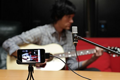 Apogee MiC 96k Professional Quality Microphone for iPad, iPhone, and Mac by Apogee (Image #7)