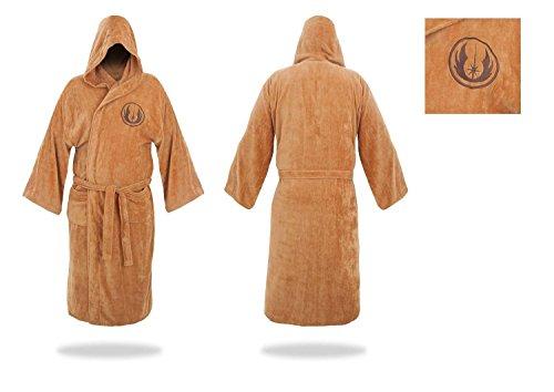 Jedi Fleece Bathrobe (One Size)  -