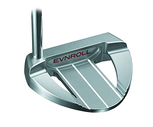 Evnroll Golf- ER7 Full Mallet Putter 35'