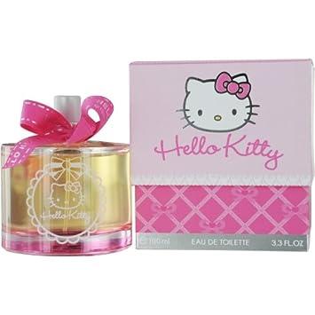 Hello Kitty By Sanrio Co. Edt Spray 3.3 Oz