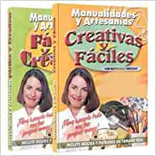 Manualidades Y Artesanias Faciles Y Creativas (2Vol) P USD: CLASA