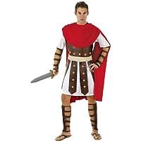 Atosa-98907 Disfraz Romano Color marrón M-L (98907