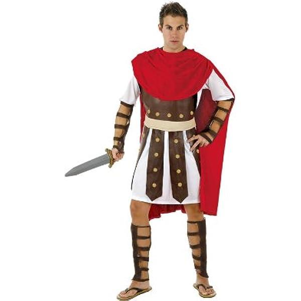 Atosa-98907 Disfraz Romano, color marrón, M-L (98907): Amazon.es ...