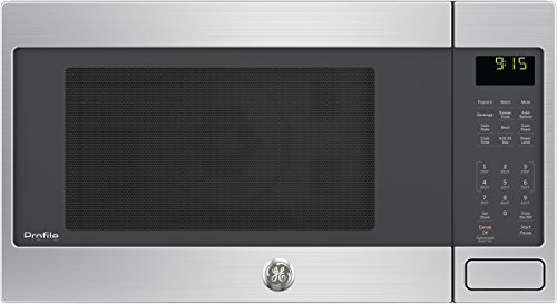 GE Profile PEB9159SJSS 22″ Countertop Convection/Microwave Oven with 1.5 cu. ft. Capacity in Stainless Steel