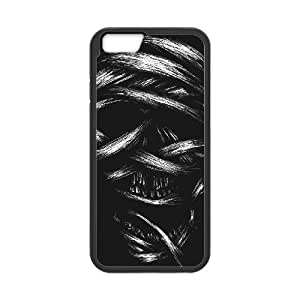 iPhone 6 Plus 5.5 Inch Cell Phone Case Black THE MUMMY T6R5LA