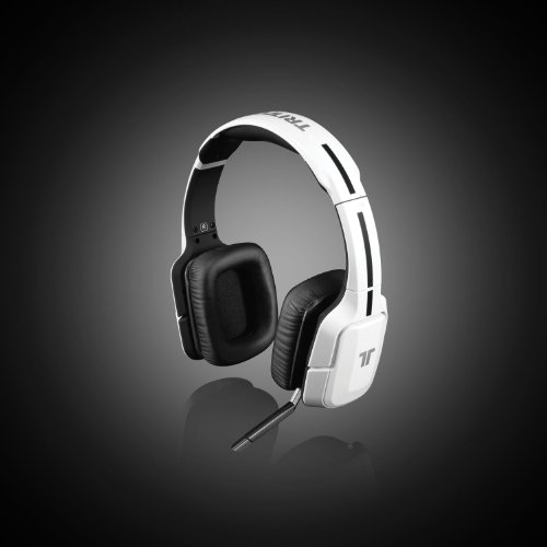Tritton - Auriculares Inalámbricos Kunai, Color Blanco (PS4, PS3, Xbox 360, PC, Mac): Amazon.es: Videojuegos