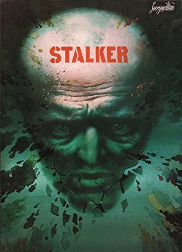 Stalker 1980 Russian Press Sheet
