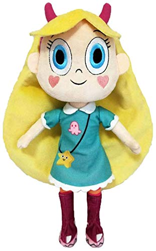 - UCC Distributing Star Vs. The Forces of Evil 12-Inch Plush - Star Butterfly