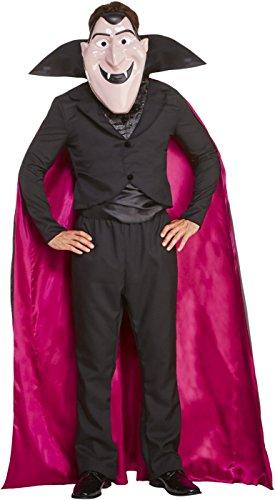 Palamon Hotel Transylvania Dracula Adults Men's Costume X-Large 50 White/Red ()