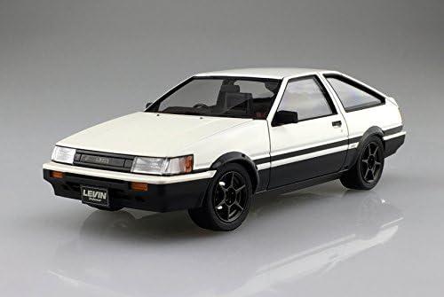 Aoshima Bunka Kyozai 1//24 The Model Car Series SP Toyota AE86